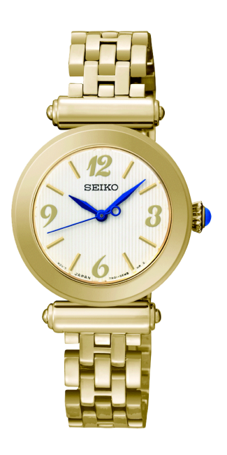 SEIKO SRZ404P1 QUARTZ dámske hodinky