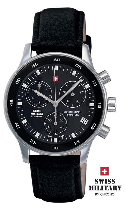 SWISS MILITARY 17700ST-1L SM30052.03 pánske hodinky