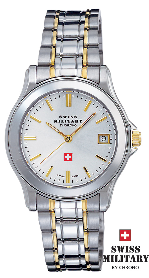 SWISS MILITARY 18100BI-2M Quartz SM34002.04