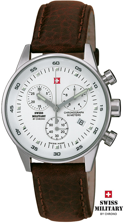 SWISS MILITARY 20012ST-2L SM34005.04 dámske hodinky