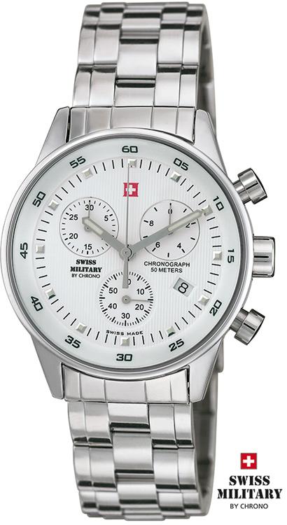 SWISS MILITARY 20012ST-2M SM34005.02 dámske hodinky