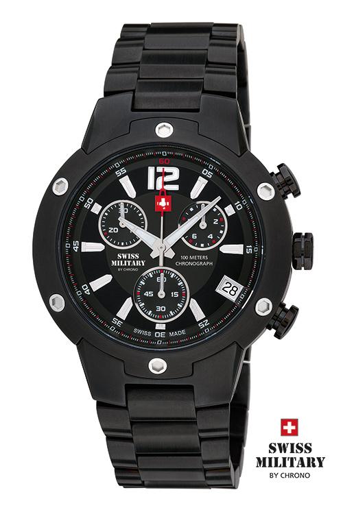 SWISS MILITARY 20067 PVB-1M pánske hodinky