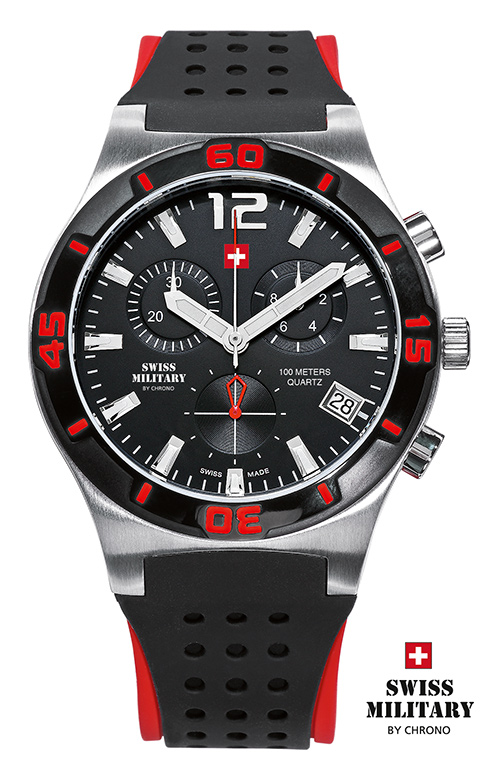 SWISS Military 20072ST-11RUB SM34015.06 TOP GEAR