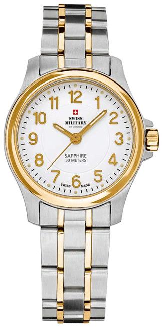 SWISS MILITARY 20077BI-4M SM30138.04 dámske hodinky