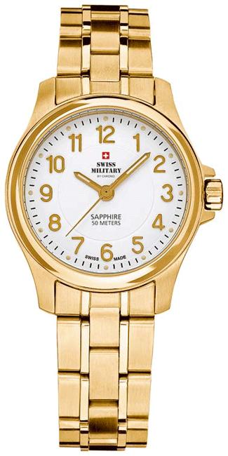 SWISS MILITARY 20077PL-4M SM30138.05 dámske hodinky