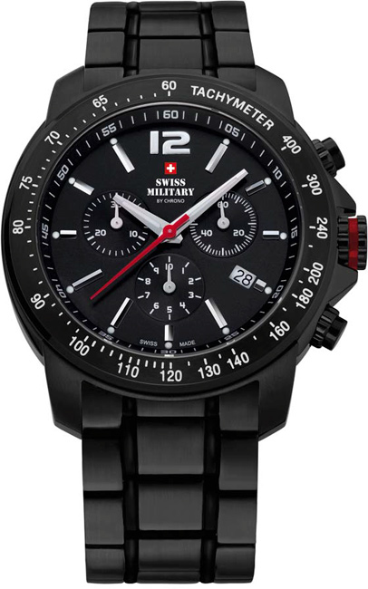 Swiss Military 20099BPL-1M Chronograf OUTDOOR