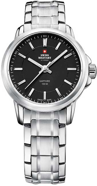 Swiss Military SM34040.01 Sapphire Crystal dámske hodinky