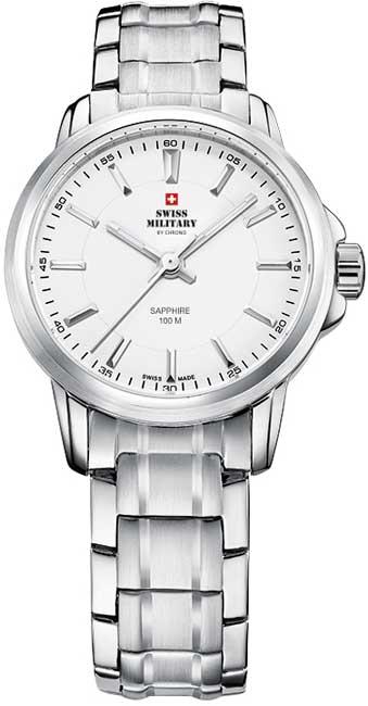 Swiss Military SM34040.02 Sapphire Crystal dámske hodinky