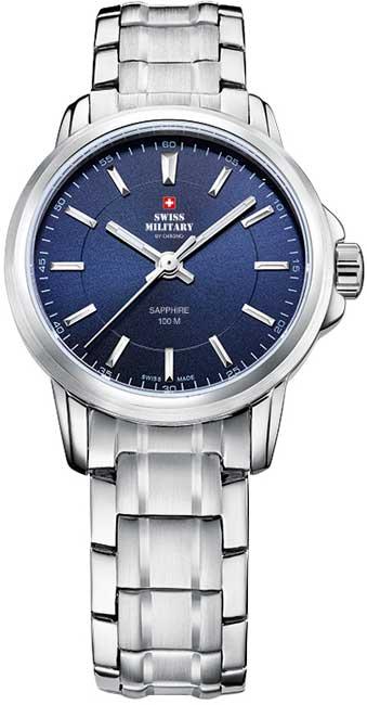 Swiss Military SM34040.03 Sapphire Crystal dámske hodinky