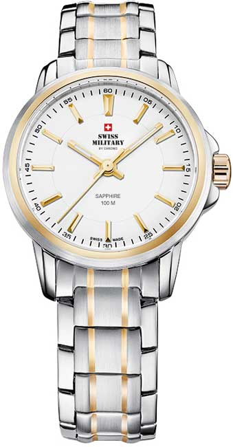 Swiss Military SM34040.04 Sapphire Crystal dámske hodinky
