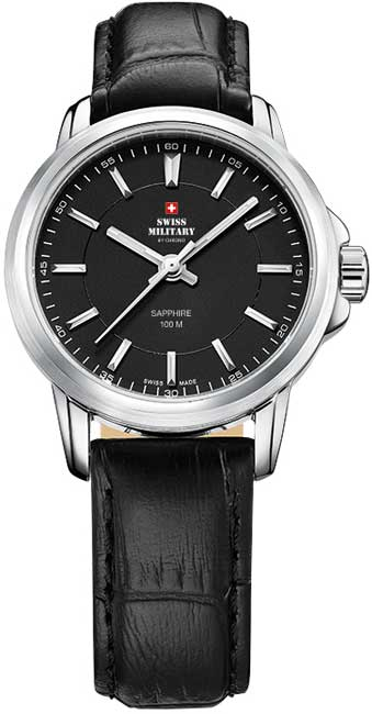 Swiss Military SM34040.05 Sapphire Crystal dámske hodinky
