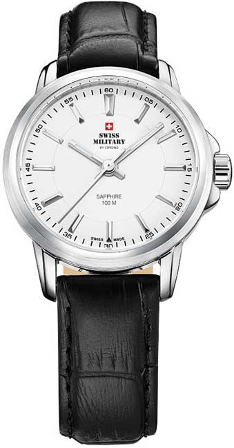 Swiss Military SM34040.06 Sapphire Crystal dámske hodinky