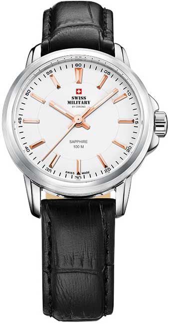 Swiss Military SM34040.07 Sapphire Crystal dámske hodinky