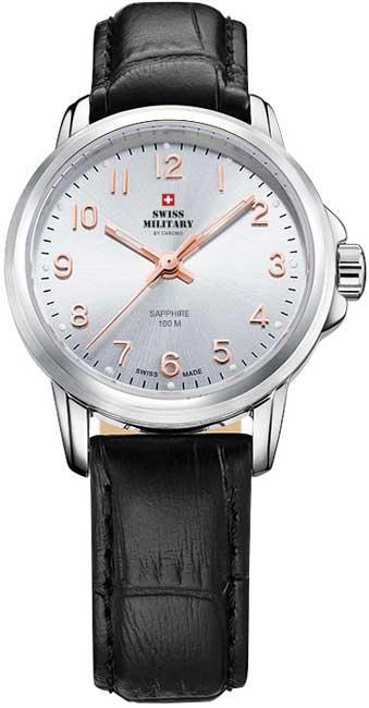 Swiss Military SM34040.08 Sapphire Crystal dámske hodinky