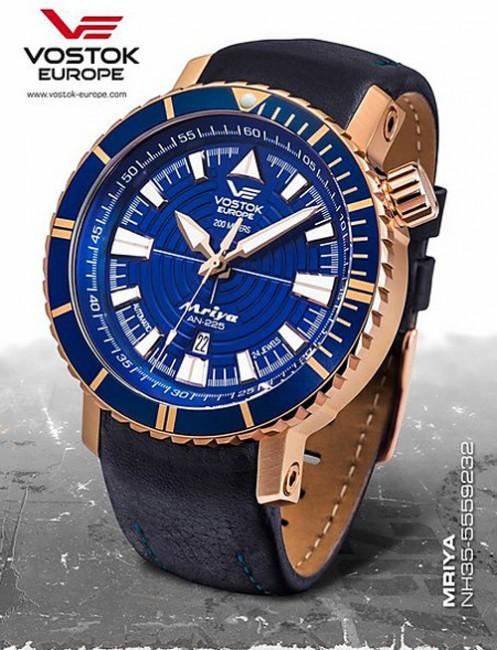 Vostok Europe NH35A 5559232 - pánske hodinky Vostok Europe ... 4917eae74db