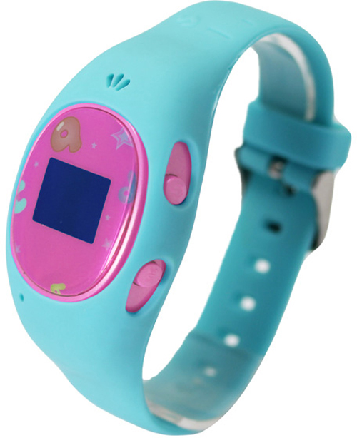 Watch-Me GPS 70004 detské SOS hodinky